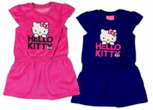 Платье Hello Kitty