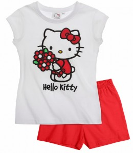 Комплект (пижама) Hello Kitty